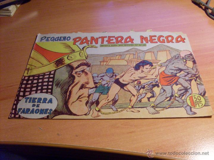 Tebeos: PEQUEÑO PANTERA NEGRA. LOTE 39 ENTRE EL 125 Y EL 212 (ED. MAGA ORIGINALES )(CLA17) - Foto 67 - 48648183