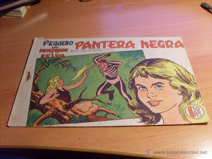 Tebeos: PEQUEÑO PANTERA NEGRA. LOTE 39 ENTRE EL 125 Y EL 212 (ED. MAGA ORIGINALES )(CLA17) - Foto 71 - 48648183