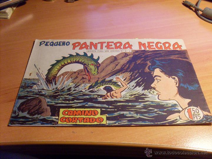 Tebeos: PEQUEÑO PANTERA NEGRA. LOTE 39 ENTRE EL 125 Y EL 212 (ED. MAGA ORIGINALES )(CLA17) - Foto 73 - 48648183