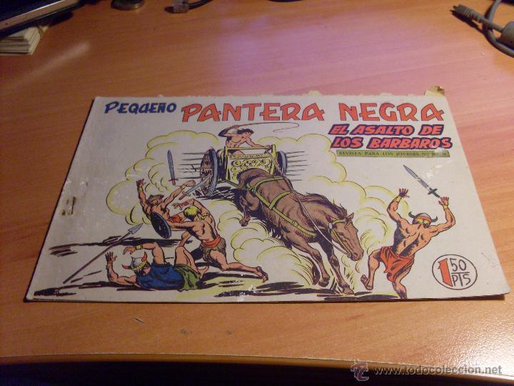 Tebeos: PEQUEÑO PANTERA NEGRA. LOTE 39 ENTRE EL 125 Y EL 212 (ED. MAGA ORIGINALES )(CLA17) - Foto 75 - 48648183