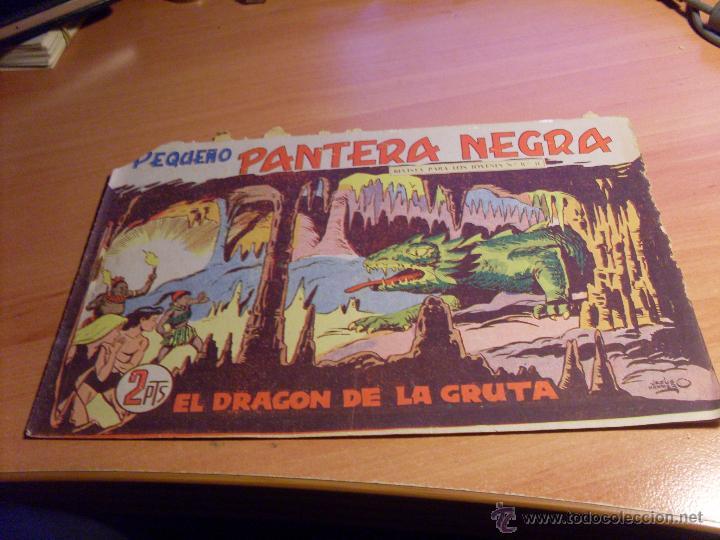 Tebeos: PEQUEÑO PANTERA NEGRA. LOTE 39 ENTRE EL 125 Y EL 212 (ED. MAGA ORIGINALES )(CLA17) - Foto 79 - 48648183