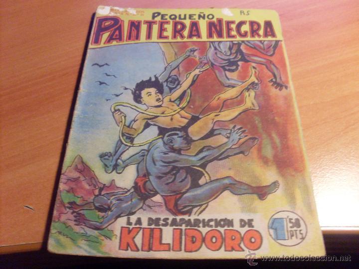 Tebeos: PEQUEÑO PANTERA NEGRA. LOTE de 47 ENTRE EL 69 Y EL 123 (ORIGINALES MAGA) (COIB186) - Foto 7 - 48650699