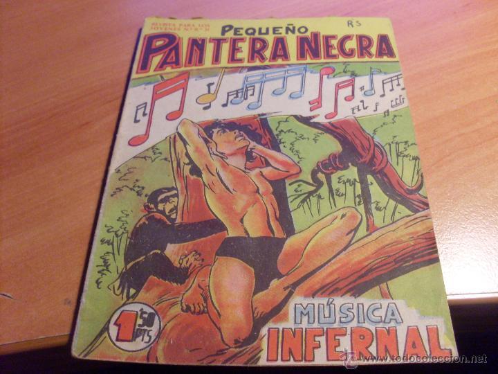 Tebeos: PEQUEÑO PANTERA NEGRA. LOTE de 47 ENTRE EL 69 Y EL 123 (ORIGINALES MAGA) (COIB186) - Foto 9 - 48650699