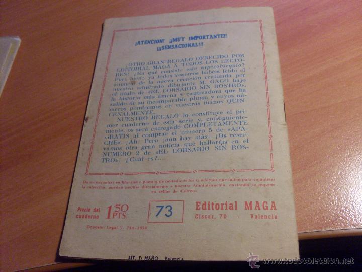 Tebeos: PEQUEÑO PANTERA NEGRA. LOTE de 47 ENTRE EL 69 Y EL 123 (ORIGINALES MAGA) (COIB186) - Foto 12 - 48650699