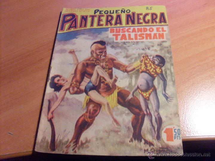 Tebeos: PEQUEÑO PANTERA NEGRA. LOTE de 47 ENTRE EL 69 Y EL 123 (ORIGINALES MAGA) (COIB186) - Foto 13 - 48650699