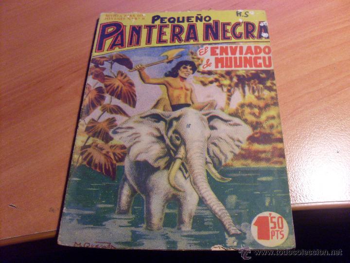 Tebeos: PEQUEÑO PANTERA NEGRA. LOTE de 47 ENTRE EL 69 Y EL 123 (ORIGINALES MAGA) (COIB186) - Foto 15 - 48650699