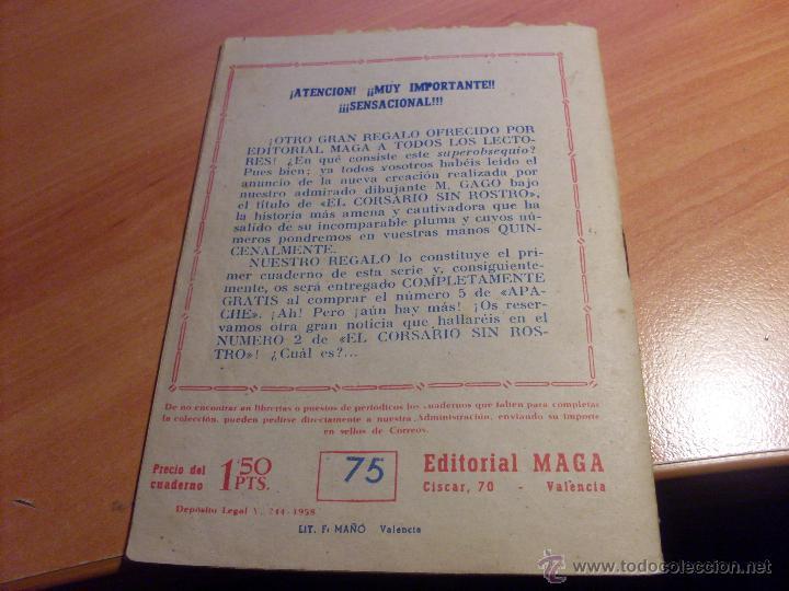 Tebeos: PEQUEÑO PANTERA NEGRA. LOTE de 47 ENTRE EL 69 Y EL 123 (ORIGINALES MAGA) (COIB186) - Foto 16 - 48650699