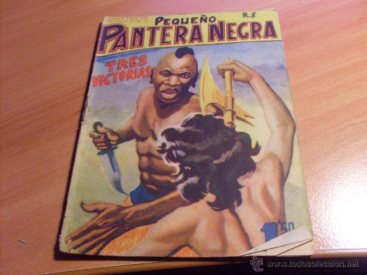 Tebeos: PEQUEÑO PANTERA NEGRA. LOTE de 47 ENTRE EL 69 Y EL 123 (ORIGINALES MAGA) (COIB186) - Foto 17 - 48650699