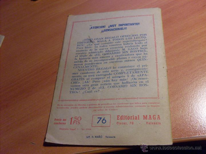 Tebeos: PEQUEÑO PANTERA NEGRA. LOTE de 47 ENTRE EL 69 Y EL 123 (ORIGINALES MAGA) (COIB186) - Foto 18 - 48650699