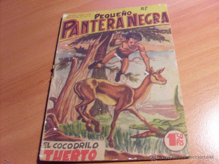 Tebeos: PEQUEÑO PANTERA NEGRA. LOTE de 47 ENTRE EL 69 Y EL 123 (ORIGINALES MAGA) (COIB186) - Foto 19 - 48650699