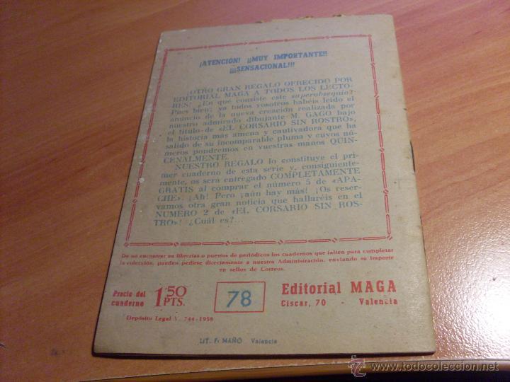 Tebeos: PEQUEÑO PANTERA NEGRA. LOTE de 47 ENTRE EL 69 Y EL 123 (ORIGINALES MAGA) (COIB186) - Foto 22 - 48650699
