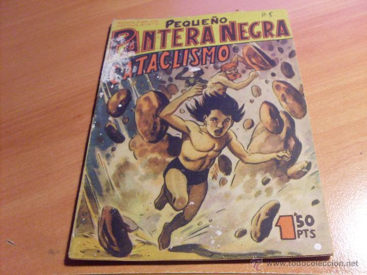 Tebeos: PEQUEÑO PANTERA NEGRA. LOTE de 47 ENTRE EL 69 Y EL 123 (ORIGINALES MAGA) (COIB186) - Foto 27 - 48650699