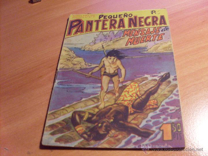 Tebeos: PEQUEÑO PANTERA NEGRA. LOTE de 47 ENTRE EL 69 Y EL 123 (ORIGINALES MAGA) (COIB186) - Foto 29 - 48650699