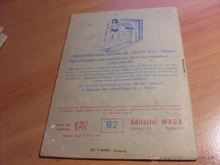 Tebeos: PEQUEÑO PANTERA NEGRA. LOTE de 47 ENTRE EL 69 Y EL 123 (ORIGINALES MAGA) (COIB186) - Foto 30 - 48650699