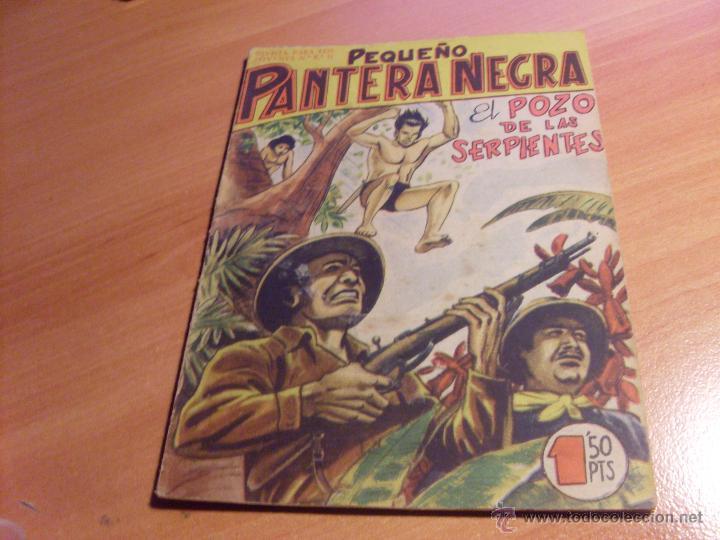 Tebeos: PEQUEÑO PANTERA NEGRA. LOTE de 47 ENTRE EL 69 Y EL 123 (ORIGINALES MAGA) (COIB186) - Foto 33 - 48650699