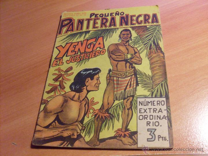 Tebeos: PEQUEÑO PANTERA NEGRA. LOTE de 47 ENTRE EL 69 Y EL 123 (ORIGINALES MAGA) (COIB186) - Foto 35 - 48650699