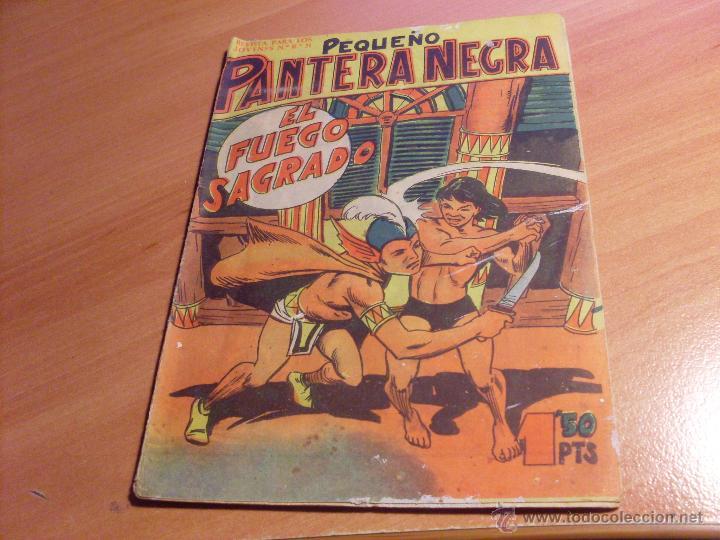 Tebeos: PEQUEÑO PANTERA NEGRA. LOTE de 47 ENTRE EL 69 Y EL 123 (ORIGINALES MAGA) (COIB186) - Foto 39 - 48650699