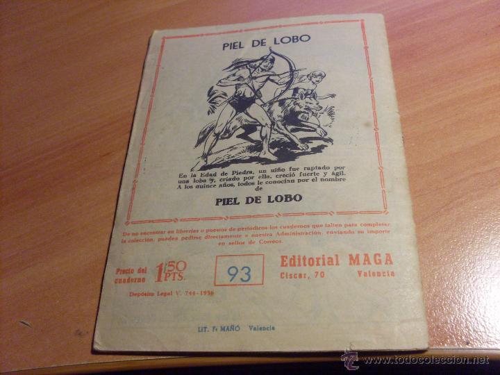 Tebeos: PEQUEÑO PANTERA NEGRA. LOTE de 47 ENTRE EL 69 Y EL 123 (ORIGINALES MAGA) (COIB186) - Foto 44 - 48650699