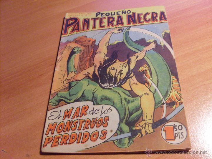 Tebeos: PEQUEÑO PANTERA NEGRA. LOTE de 47 ENTRE EL 69 Y EL 123 (ORIGINALES MAGA) (COIB186) - Foto 45 - 48650699