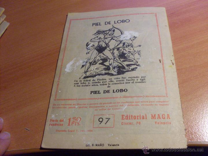 Tebeos: PEQUEÑO PANTERA NEGRA. LOTE de 47 ENTRE EL 69 Y EL 123 (ORIGINALES MAGA) (COIB186) - Foto 52 - 48650699