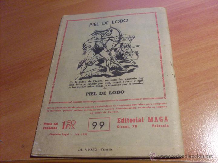 Tebeos: PEQUEÑO PANTERA NEGRA. LOTE de 47 ENTRE EL 69 Y EL 123 (ORIGINALES MAGA) (COIB186) - Foto 56 - 48650699