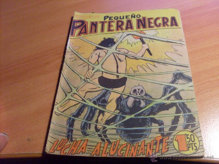 Tebeos: PEQUEÑO PANTERA NEGRA. LOTE de 47 ENTRE EL 69 Y EL 123 (ORIGINALES MAGA) (COIB186) - Foto 57 - 48650699