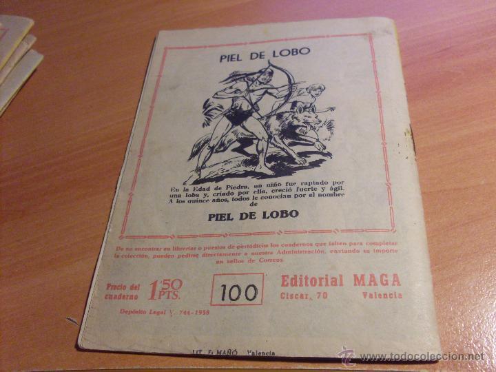 Tebeos: PEQUEÑO PANTERA NEGRA. LOTE de 47 ENTRE EL 69 Y EL 123 (ORIGINALES MAGA) (COIB186) - Foto 58 - 48650699