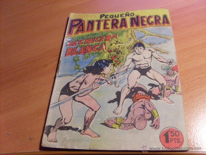Tebeos: PEQUEÑO PANTERA NEGRA. LOTE de 47 ENTRE EL 69 Y EL 123 (ORIGINALES MAGA) (COIB186) - Foto 59 - 48650699