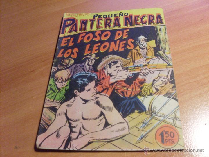 Tebeos: PEQUEÑO PANTERA NEGRA. LOTE de 47 ENTRE EL 69 Y EL 123 (ORIGINALES MAGA) (COIB186) - Foto 61 - 48650699