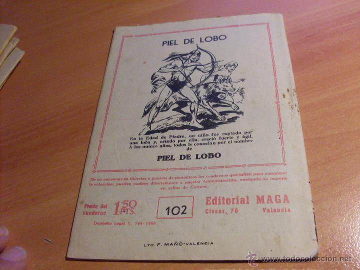 Tebeos: PEQUEÑO PANTERA NEGRA. LOTE de 47 ENTRE EL 69 Y EL 123 (ORIGINALES MAGA) (COIB186) - Foto 62 - 48650699
