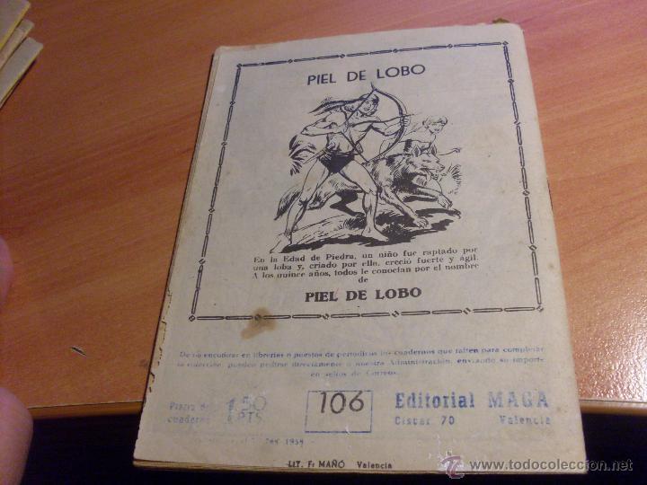 Tebeos: PEQUEÑO PANTERA NEGRA. LOTE de 47 ENTRE EL 69 Y EL 123 (ORIGINALES MAGA) (COIB186) - Foto 70 - 48650699