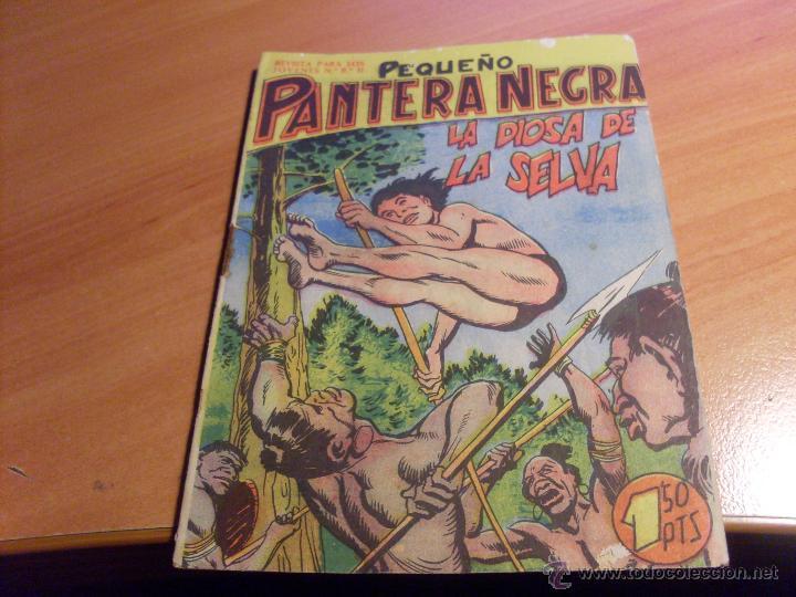 Tebeos: PEQUEÑO PANTERA NEGRA. LOTE de 47 ENTRE EL 69 Y EL 123 (ORIGINALES MAGA) (COIB186) - Foto 75 - 48650699