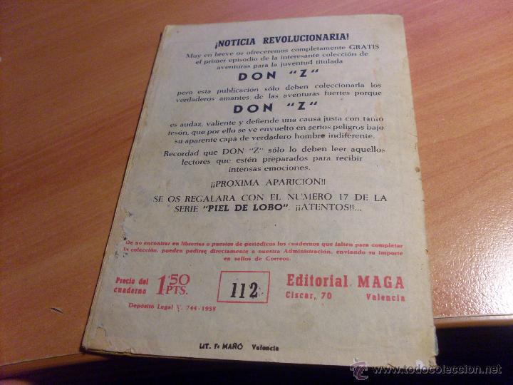 Tebeos: PEQUEÑO PANTERA NEGRA. LOTE de 47 ENTRE EL 69 Y EL 123 (ORIGINALES MAGA) (COIB186) - Foto 78 - 48650699