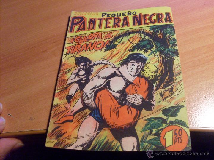 Tebeos: PEQUEÑO PANTERA NEGRA. LOTE de 47 ENTRE EL 69 Y EL 123 (ORIGINALES MAGA) (COIB186) - Foto 79 - 48650699