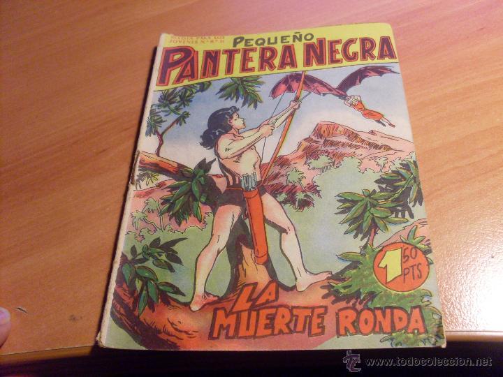 Tebeos: PEQUEÑO PANTERA NEGRA. LOTE de 47 ENTRE EL 69 Y EL 123 (ORIGINALES MAGA) (COIB186) - Foto 83 - 48650699