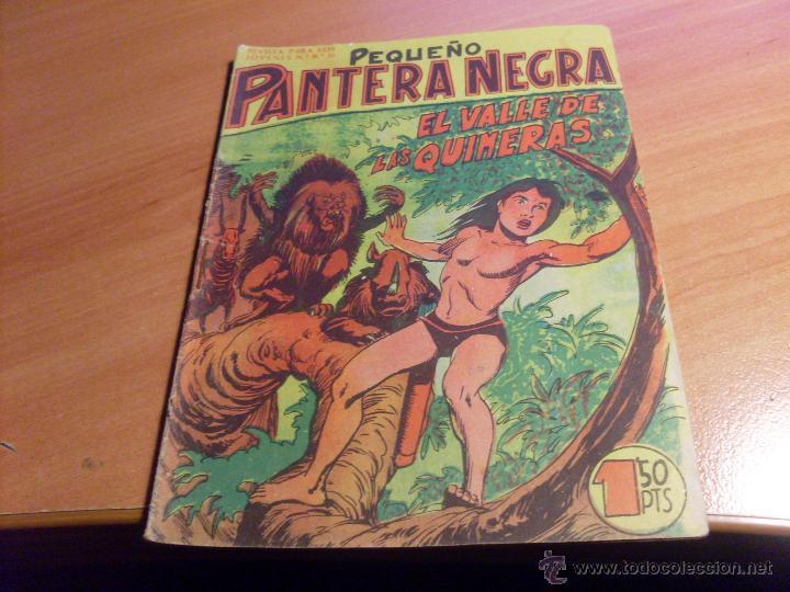 Tebeos: PEQUEÑO PANTERA NEGRA. LOTE de 47 ENTRE EL 69 Y EL 123 (ORIGINALES MAGA) (COIB186) - Foto 89 - 48650699