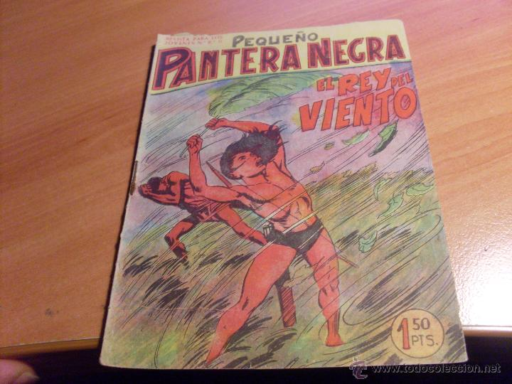 Tebeos: PEQUEÑO PANTERA NEGRA. LOTE de 47 ENTRE EL 69 Y EL 123 (ORIGINALES MAGA) (COIB186) - Foto 93 - 48650699