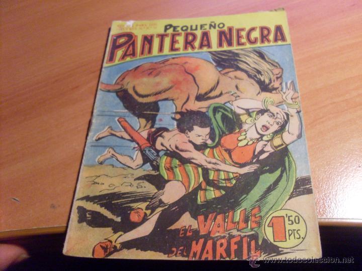 Tebeos: PEQUEÑO PANTERA NEGRA. LOTE de 47 ENTRE EL 69 Y EL 123 (ORIGINALES MAGA) (COIB186) - Foto 95 - 48650699