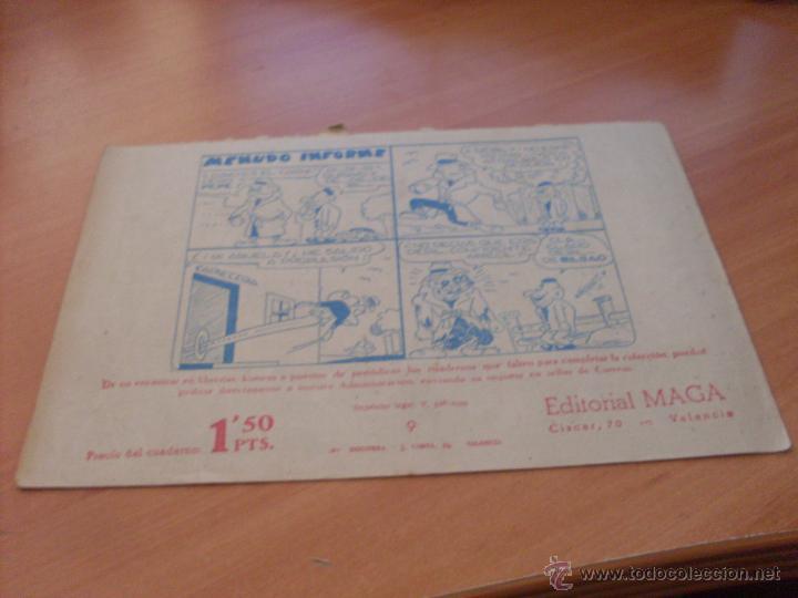 Tebeos: PIEL DE LOBO LOTE 51 EJEMPLARES (ED. MAGA. ORIGINAL) (CLA17) - Foto 6 - 48659188