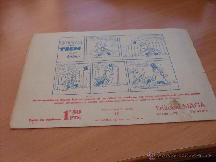 Tebeos: PIEL DE LOBO LOTE 51 EJEMPLARES (ED. MAGA. ORIGINAL) (CLA17) - Foto 8 - 48659188