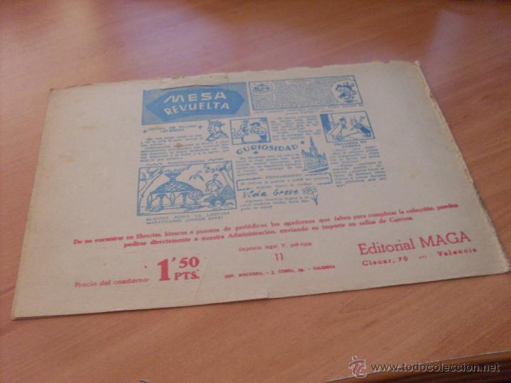 Tebeos: PIEL DE LOBO LOTE 51 EJEMPLARES (ED. MAGA. ORIGINAL) (CLA17) - Foto 10 - 48659188