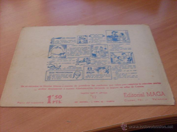 Tebeos: PIEL DE LOBO LOTE 51 EJEMPLARES (ED. MAGA. ORIGINAL) (CLA17) - Foto 12 - 48659188