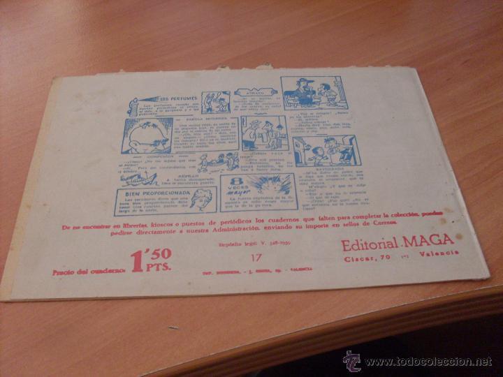 Tebeos: PIEL DE LOBO LOTE 51 EJEMPLARES (ED. MAGA. ORIGINAL) (CLA17) - Foto 20 - 48659188