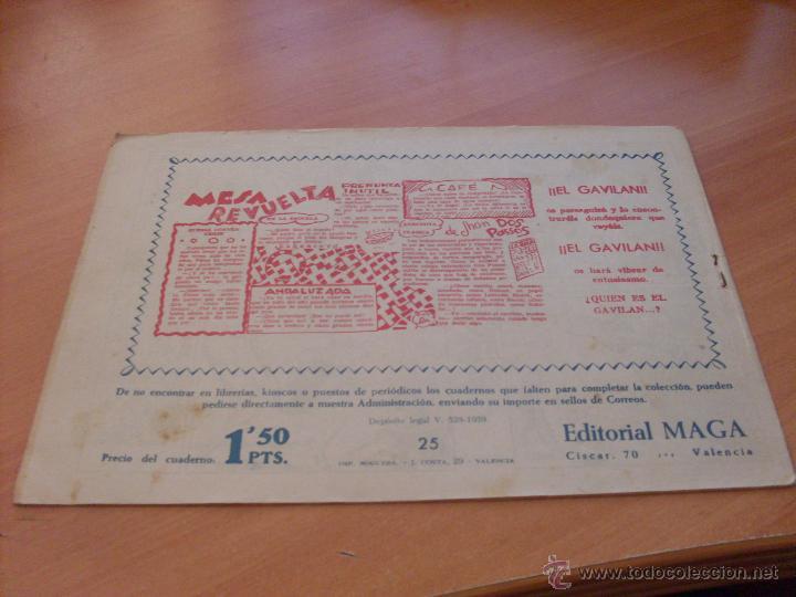 Tebeos: PIEL DE LOBO LOTE 51 EJEMPLARES (ED. MAGA. ORIGINAL) (CLA17) - Foto 36 - 48659188