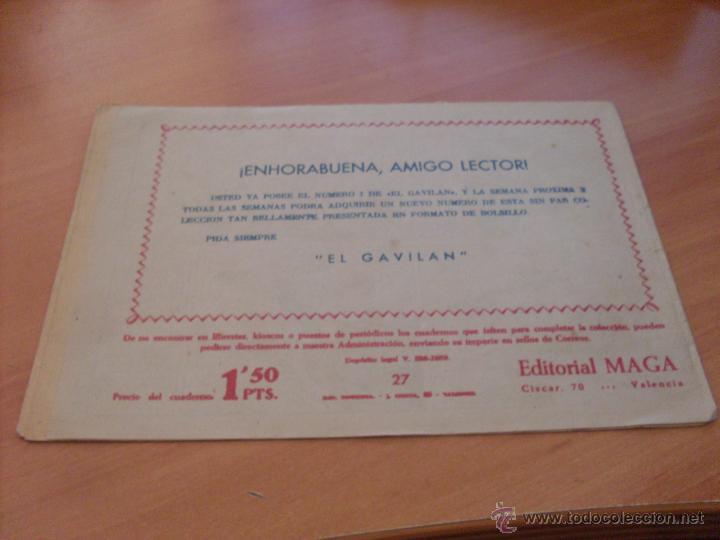 Tebeos: PIEL DE LOBO LOTE 51 EJEMPLARES (ED. MAGA. ORIGINAL) (CLA17) - Foto 40 - 48659188