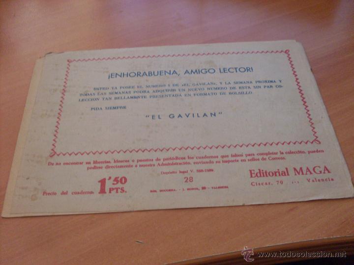 Tebeos: PIEL DE LOBO LOTE 51 EJEMPLARES (ED. MAGA. ORIGINAL) (CLA17) - Foto 42 - 48659188