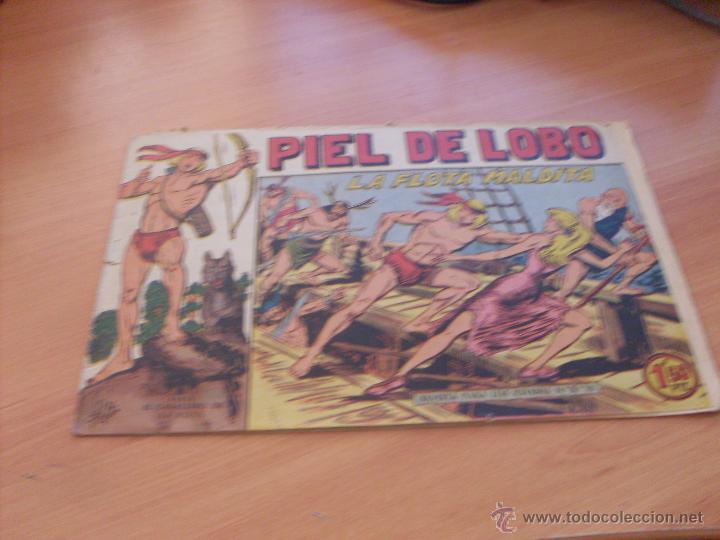 Tebeos: PIEL DE LOBO LOTE 51 EJEMPLARES (ED. MAGA. ORIGINAL) (CLA17) - Foto 43 - 48659188