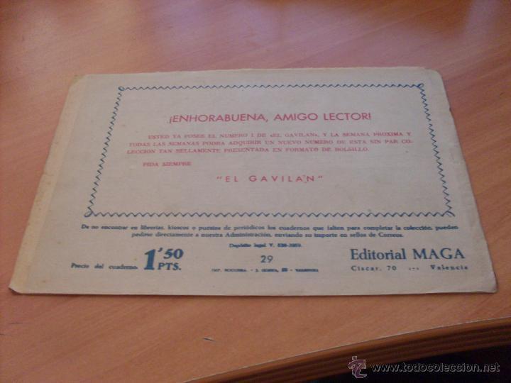 Tebeos: PIEL DE LOBO LOTE 51 EJEMPLARES (ED. MAGA. ORIGINAL) (CLA17) - Foto 44 - 48659188