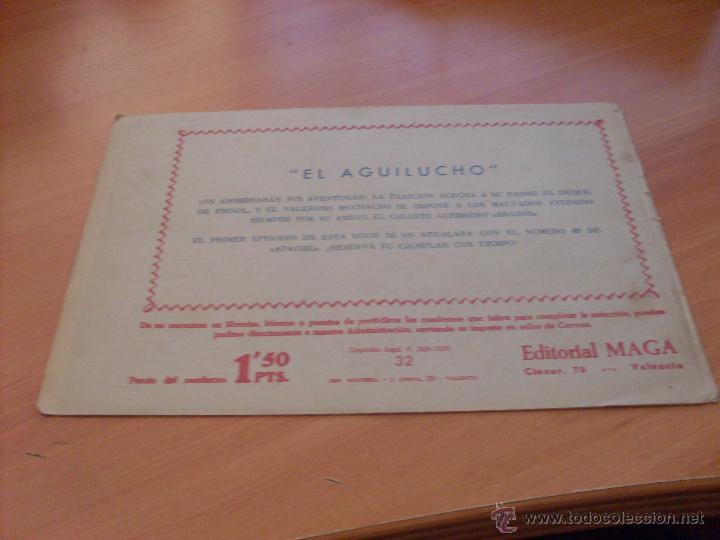 Tebeos: PIEL DE LOBO LOTE 51 EJEMPLARES (ED. MAGA. ORIGINAL) (CLA17) - Foto 50 - 48659188