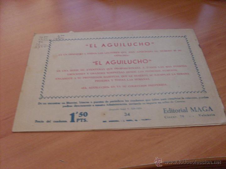 Tebeos: PIEL DE LOBO LOTE 51 EJEMPLARES (ED. MAGA. ORIGINAL) (CLA17) - Foto 54 - 48659188